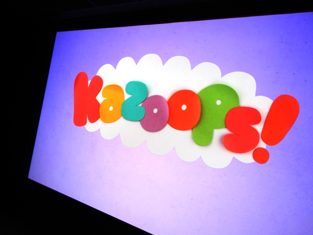 Cbeebies Kazoops Bex At The World Premiere Launch Event