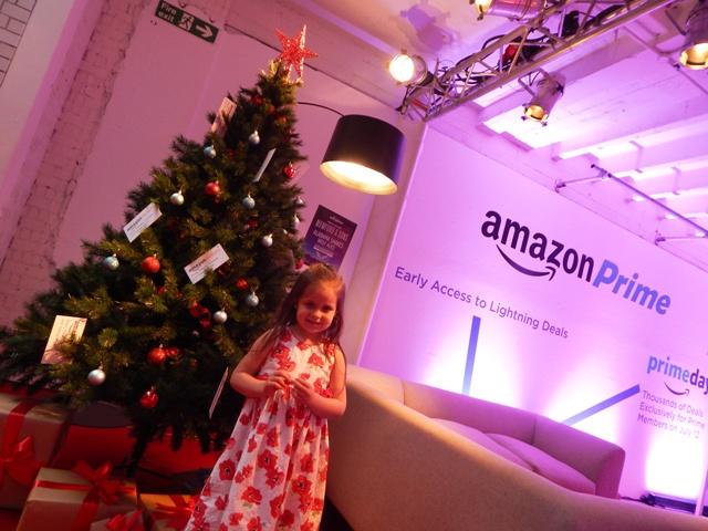 bex at the amazon christmas wish list 2016 event - Amazon Christmas List