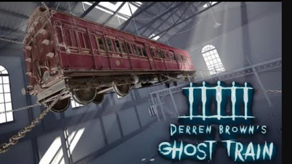 Thorpe Park – Derren Brown's Ghost Train