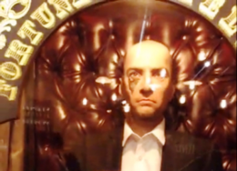 Derren Brown Ghost Train (7)
