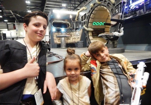 Star Wars Celebration 2016 (2)