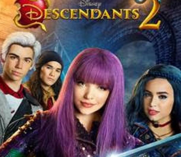 Descendants 2 and...