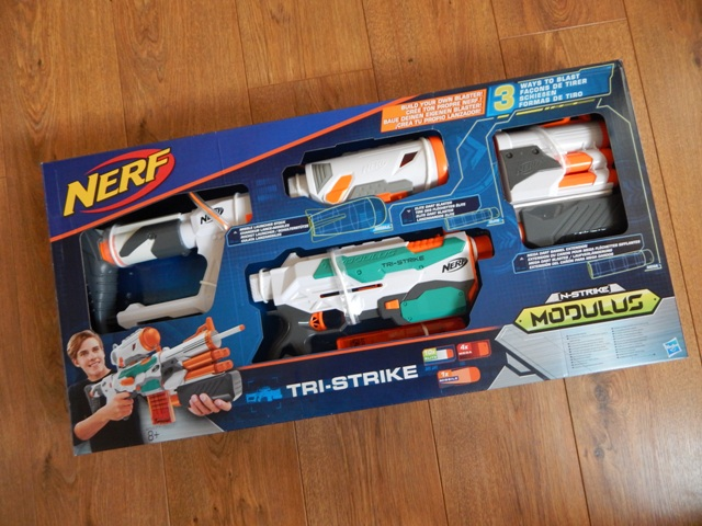 N-Strike Modulus Tri-Strike (Available from 26th August). Four ...