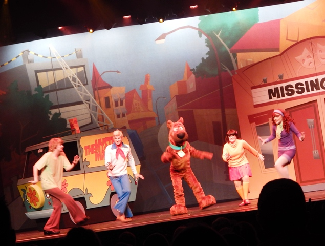 Scooby-Doo Live! Musical Mysteries Tickets   Event Dates ...