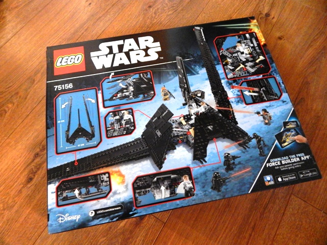 Star Wars Rogue One – LEGO Star Wars Rouge One