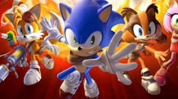 sonic fire and ice