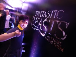 Fantastic Beasts global event (1)