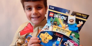 LEGO Dimensions Adventure...