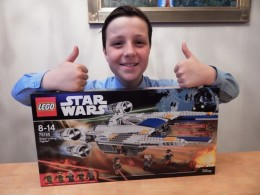 LEGO Star Wars Rogue one U Wing review (1)