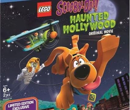 WIN LEGO SCOOBY-DOO!...