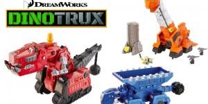 Win DreamWorks DINOTRUX...