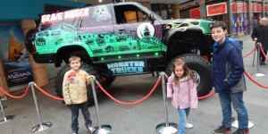 Monster Trucks review...