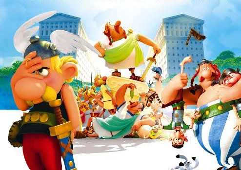asterix DVD