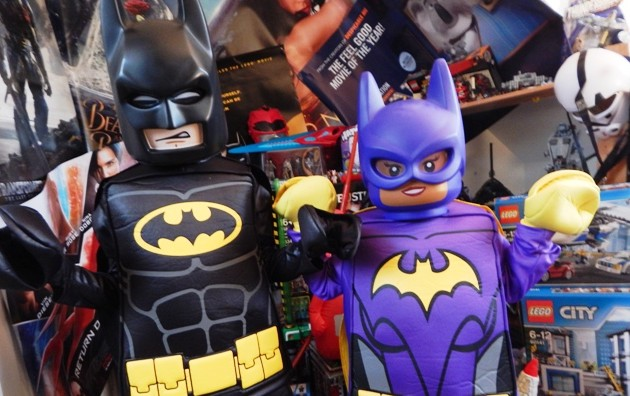 Lego Batman movie costumes (1)