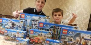 LEGO CITY Police...