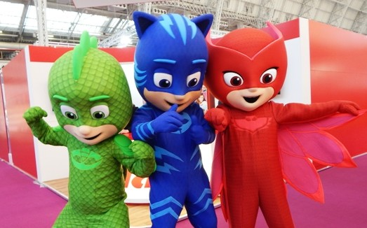 PJ MASKS Toy review (5)