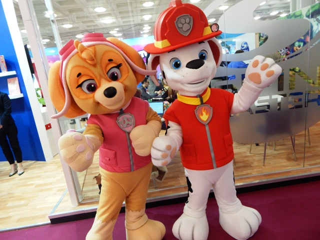 Toy Fair 2017 Characters