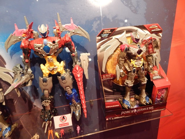 Toy Fair 2017 New Power Rangers Toys From Bandai