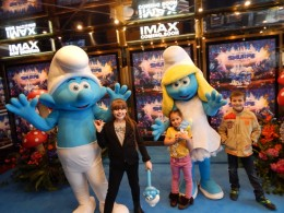 smurfs lost village party images (1)
