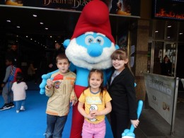 smurfs lost village party images (2)