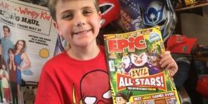 Epic Magazine review...