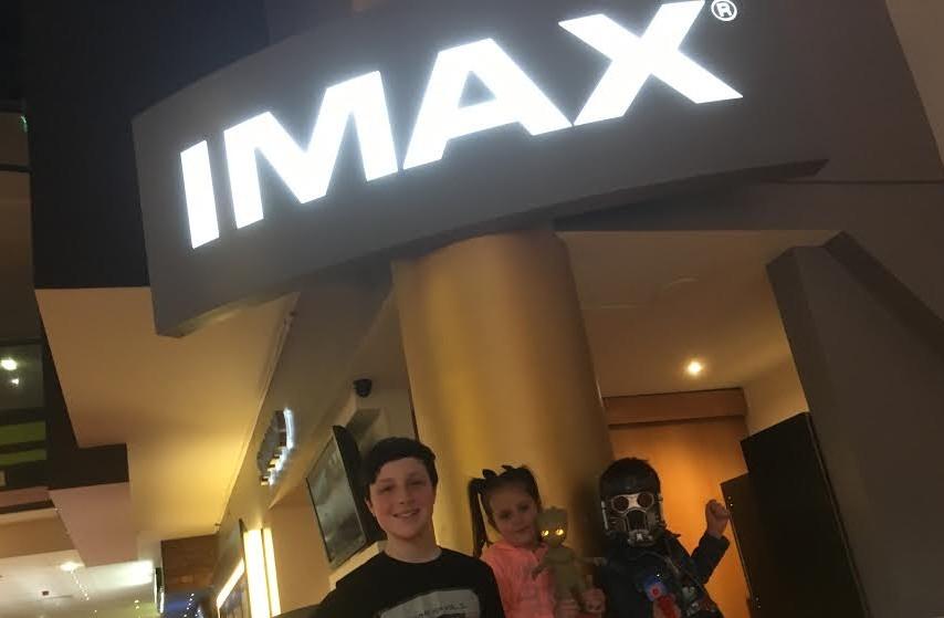 IMAX – Guardians...