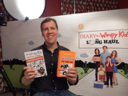 Diary of a wimpy Kid Long Haul (1)