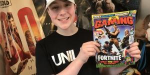 110% Gaming Magazine...