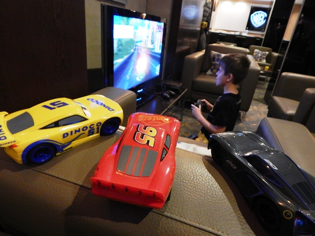 Cars  Driven To Win Game Play