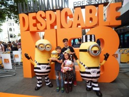 Despicable Me 3 Andy Nyman Clive the Robot (3)