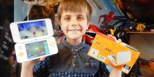 NEW Nintendo 2DS...