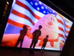Captain Underpants foyer (2)