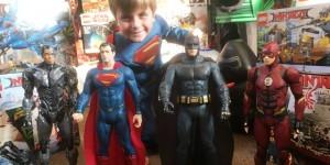 DC Justice League...