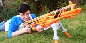 NERF Blasters review...