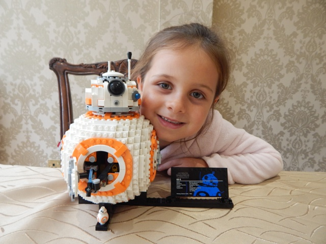 Lego Star Wars The Last Jedi Bb 8