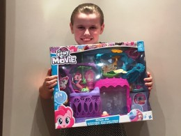 My Little Pony Movie Playsets (5)