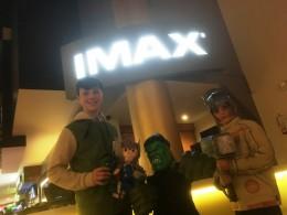 IMAX Thor Ragnarok (1)