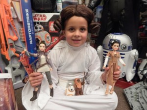 Best Christmas Toys 2017 >> Star Wars Forces of Destiny Dolls