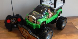 WWE RC Rolling...