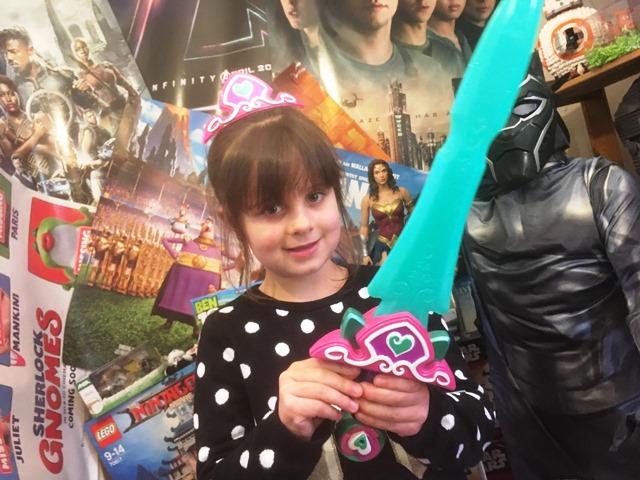 Nickelodeon Nella The Princess Knight Toy Range