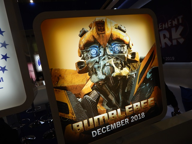 Bumblebee – When Harrison and Con spoke to Travis Knight the