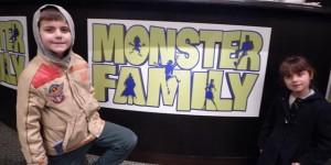 Monster Family review...
