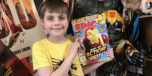 Epic Magazine reviews...