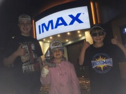 Imax Rampage