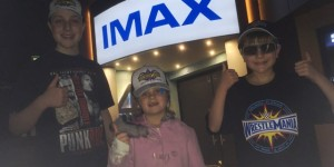 IMAX – Rampage...