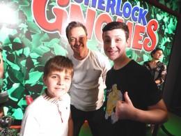 Sherlock Gnomes gala party  (5)