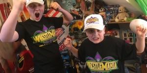 WWE WrestleMania 34...