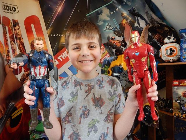 Hasbro Marvel Avengers Infinity War Iron Man Hero Vision