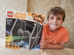 LEGO Solo A Star Wars Story – Imperial Tie-Fighter 1