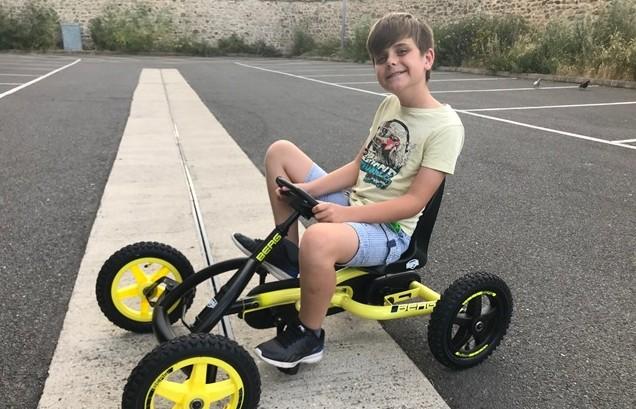 BERG Go Kart